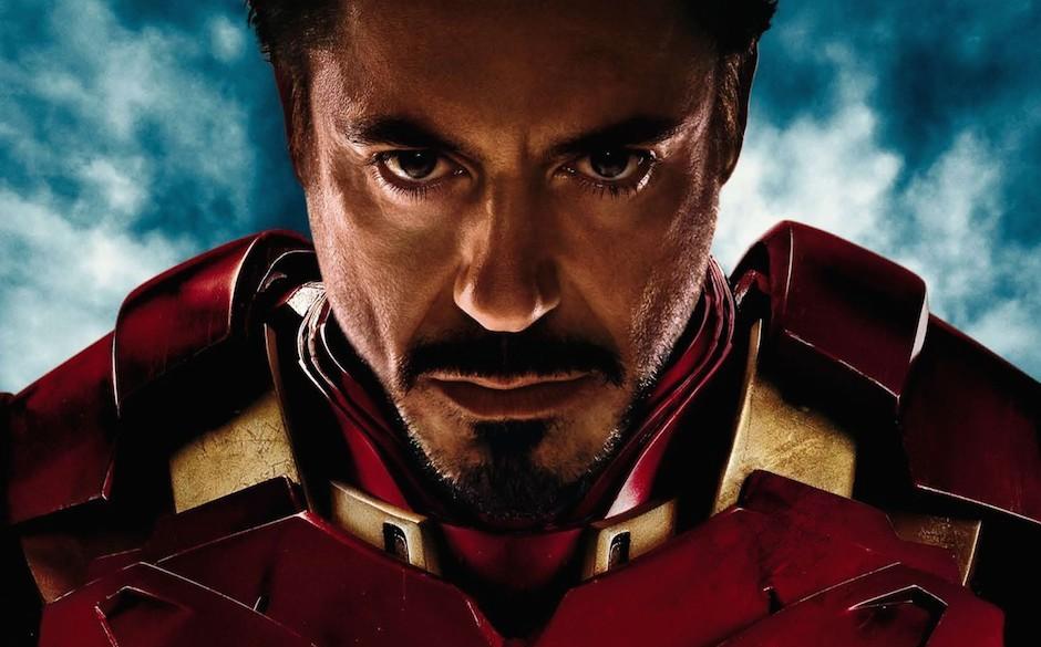 'Eine bis an die Zähne bewaffneten Blechbüchse mit Raketenantrieb': Robert Downey Jr. als Iron Man.