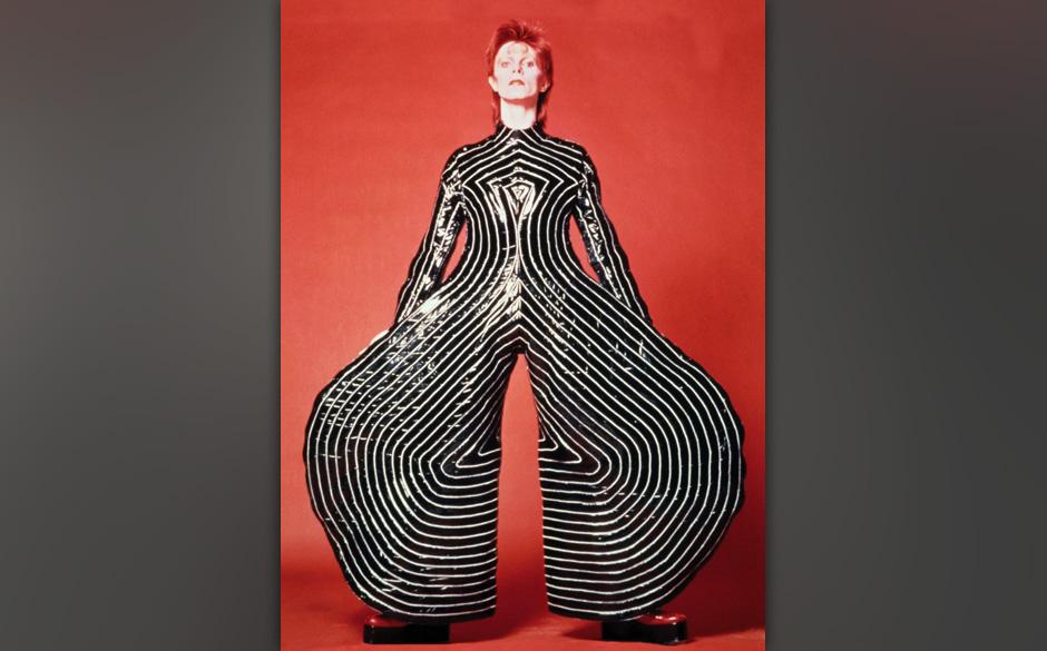 Ab 14. November 2014 erhältlich: die Greatest-Hits-Sammlung NOTHING HAS CHANGED von David Bowie