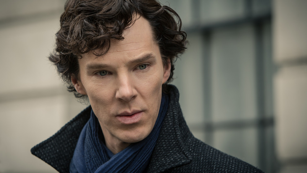 Picture shows: Sherlock Holmes (BENEDICT CUMBERBATCH)