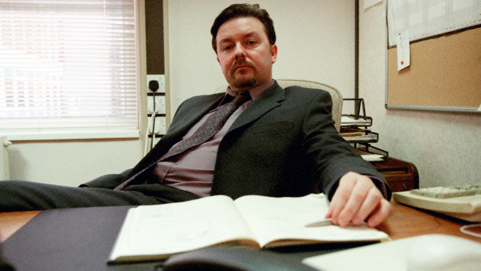 Picture Shows: RICKY GERVAIS as DavidThis photography may only be used for publicity purposes in connection with the broadca
