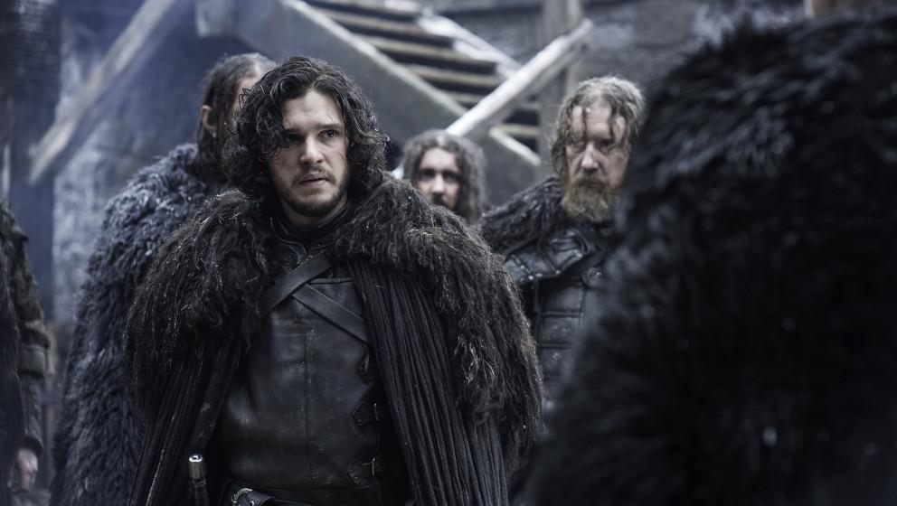 Platz 8: 'Game Of Thrones'   USA seit 2011, mit Kit Harington
