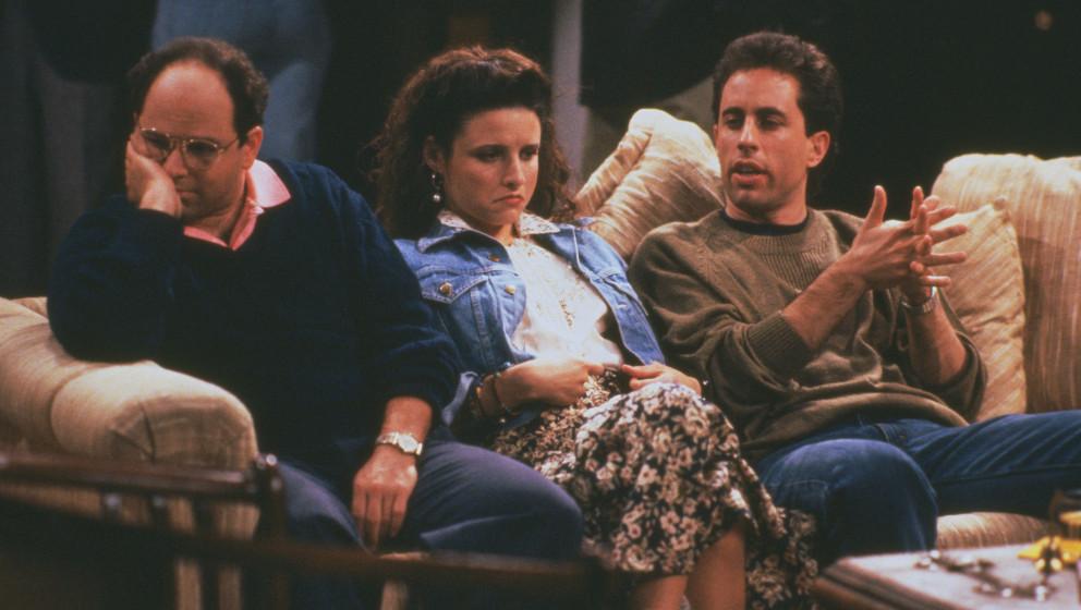 Platz 24: 'Seinfeld'   USA 1989-1998, mit Jerry Seinfeld