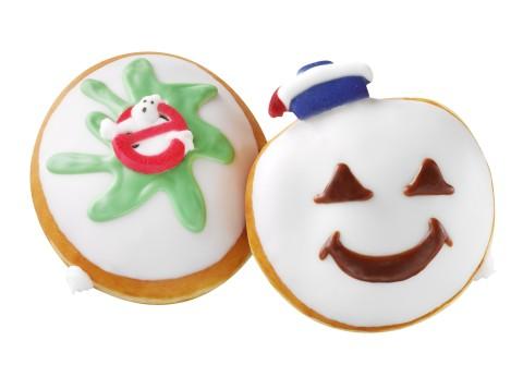 Krispy Kreme feiert 'Ghostbusters'