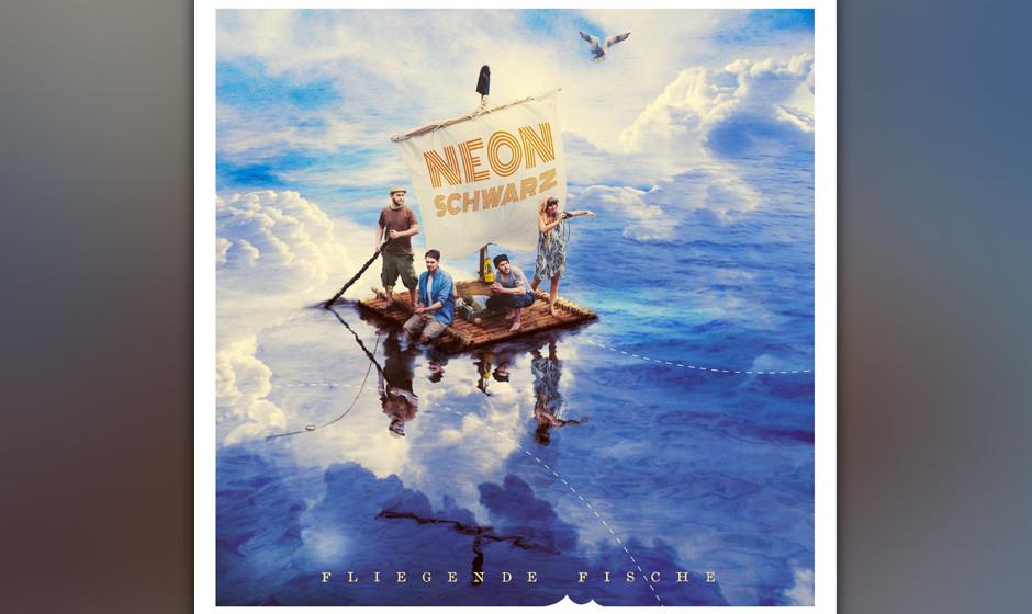 Das neue Neonschwarz-Album FLIEGENDE FISCHE erscheint am 19. September.