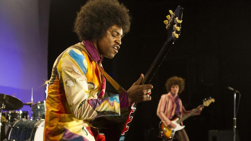 André 3000 spielt Jimi Hendrix in 'All Is By My Side'