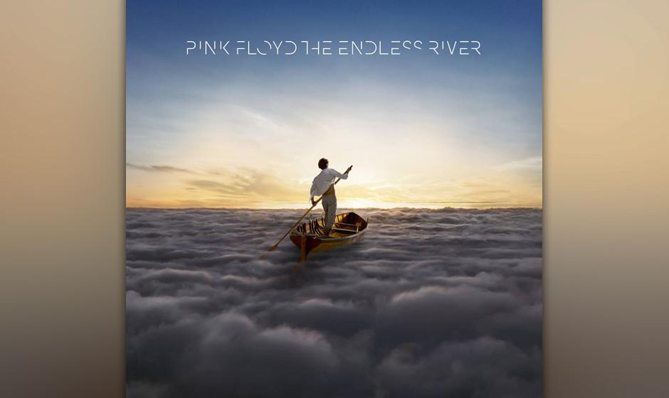 So wird das neue Album THE ENDLESS RIVER aussehen.