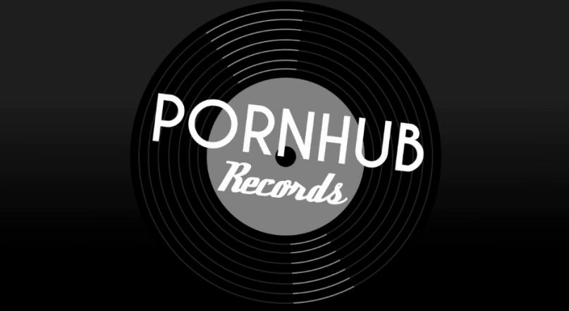 Klassisch und schlicht: Das Logo des neuen Labels von PornHub.