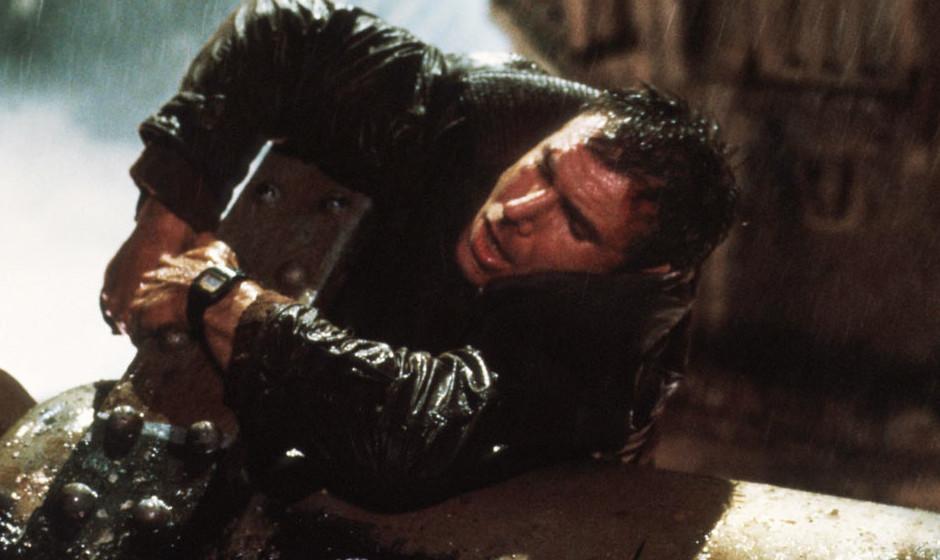 …Harrison Ford, den Blade Runner…