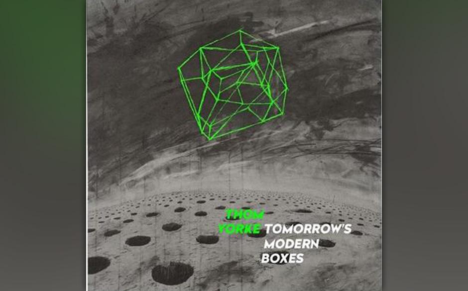 Thom Yorkes Solo-Album erschien am 26. September auf BitTorrent und wird seither vielfach heruntergeladen