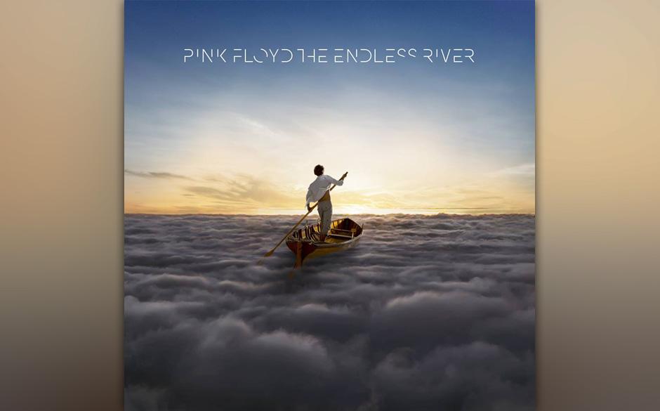 So wird das neue Album THE ENDLESS RIVER aussehen. Es erscheint am 7. November.
