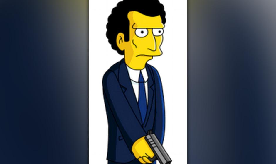 'Louie' sorgt seit 1991 in Springfield für Unrecht und Gewalt.