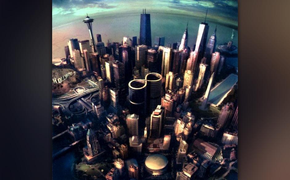 Foo Fighters: Das neue Album 'Sonic Highways' erscheint am 07. November