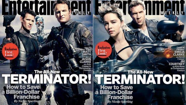 Neben Arnold Schwarzenegger werden auch Emilia Clarke, Jason Clarke und Jai Courtney im fünften 'Terminator'-Film mitspielen