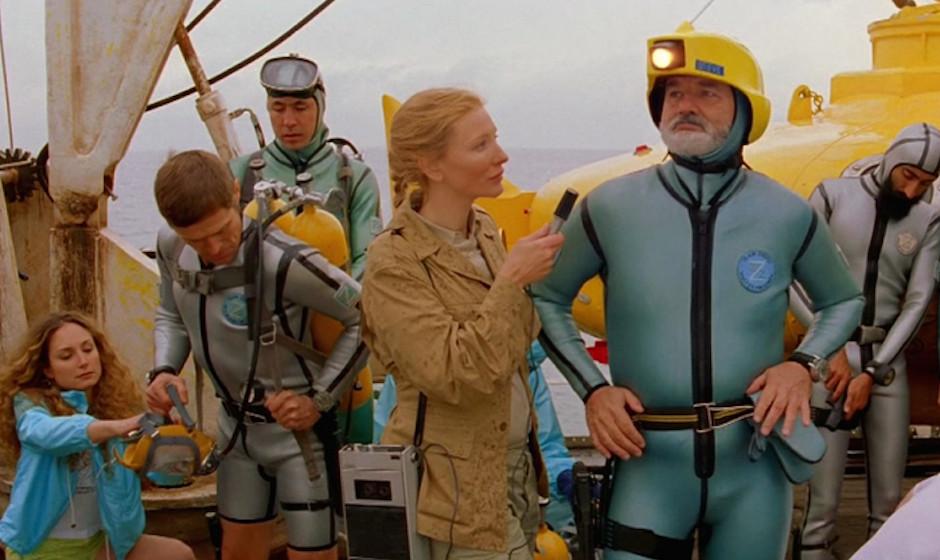Fans spekulieren, dass ein U-Boot zu den Attraktionen gehören könnte. Vielleicht sogar mit Kapitän Bill Murray.