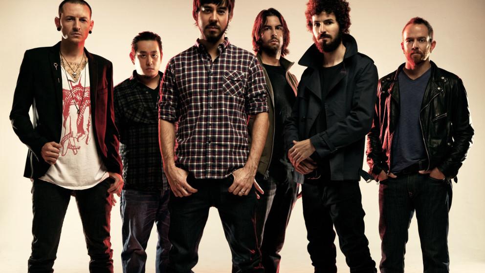 Linkin Park live im TV