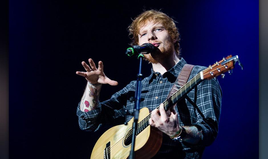 """""""In einer Welt, in der Ed Sheeran im Wembley-Stadion spielt, kann ich nicht leben."""""""