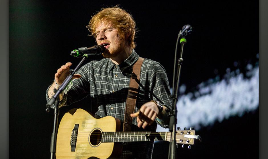 Ed Sheeran, 18.11.2014, Festhalle Frankfurt