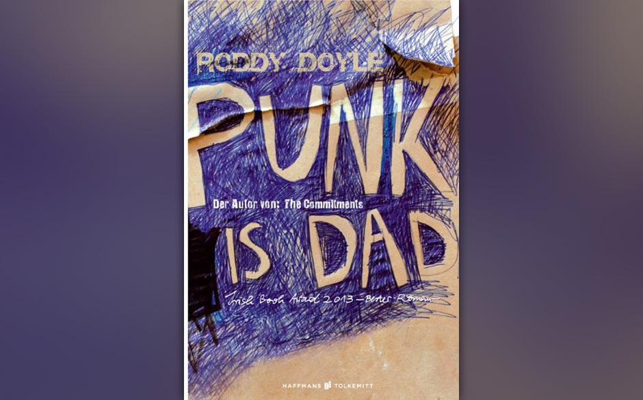 Roddy Doyle: Punk Is Dad (Kritik & Stream) - Musikexpress