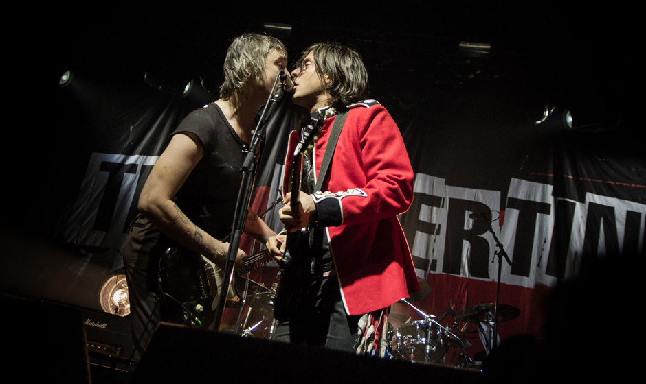 The Libertines am  04.10.2014 in Berlin