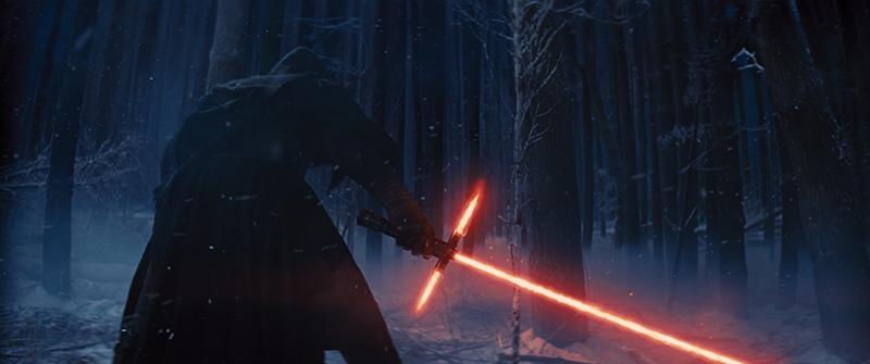 Kruzifix! Erste Bilder  aus 'Star Wars: The Force Awakens'