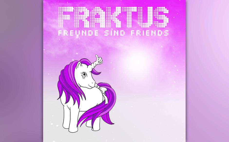 """Fraktus über ihre neue Single samt süßem Einhorn-Cover: '""""Freunde sind das Seil, das reißt, wenn man sich aufhängen wi"""