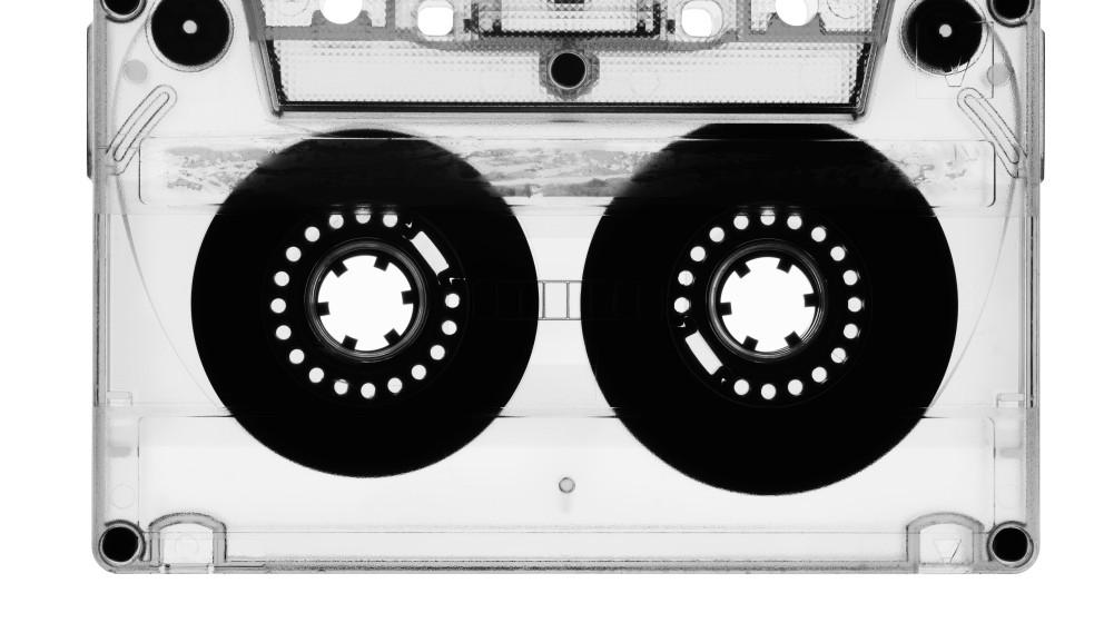 old audio tape