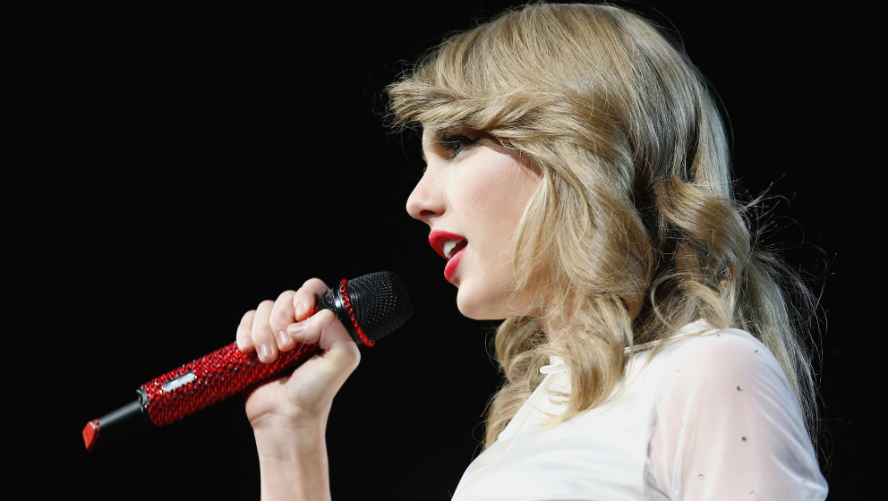 Taylor Swift: 45,8 Millionen Follower