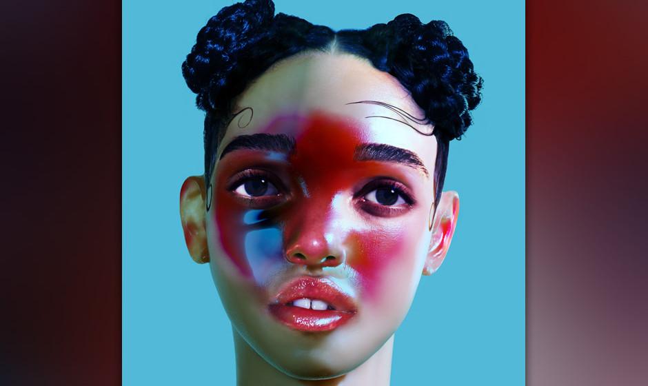 12.FKA Twigs - LP1 (VÖ: 08.08.2014)  Ihr Debütalbum weist die 26-jährige Britin als Wagemutigste unter den Future-R'n'B-Pr