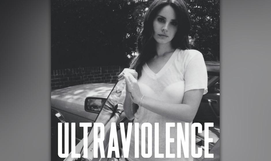 16.Lana Del Rey – Ultraviolence (VÖ: 13.06.2014)  Die Vintage-Pop-Queen kann nicht aus ihrer Haut, doch ihr gelingt die Ve