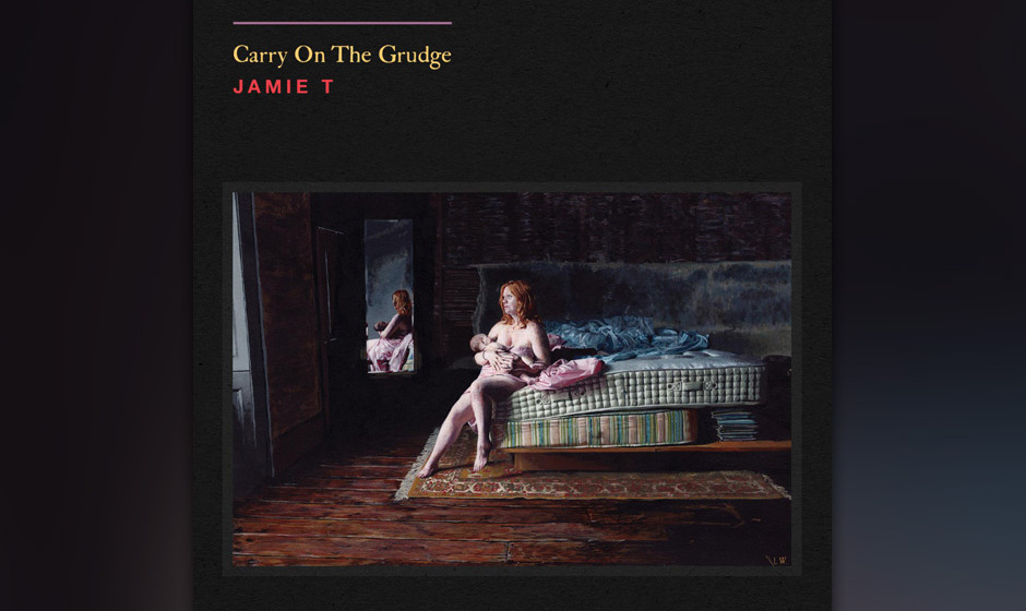20.Jamie T - Carry On The Grudge (VÖ: 26.09.2014)  High on emotion, low on energy: Jamie T zeigt Gefühle, doch sein Singer/