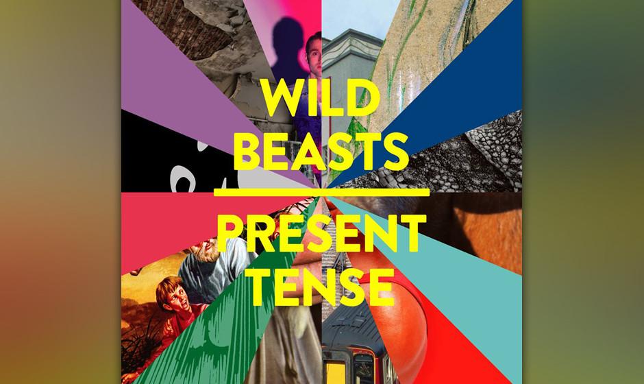 21.Wild Beasts - Present Tense (VÖ: 24.02.2014)  Das etwas andere Synthie-Pop-Album: esoterisch bis seltsam zärtelnd, durch