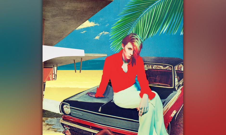28.La Roux - Trouble In Paradise (VÖ: 18.07.2014)  Kein zackiges Dancen mehr mit Miss Jackson. Sie zeigt sich ungeahnt gesch