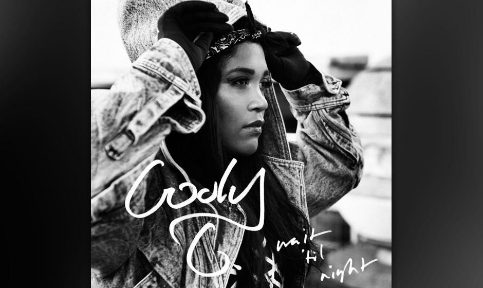46.Cooly G - Wait 'Till Night (24.10.2014)  Auf ihrem zweiten Album verbindet die Produzentin aus South London Elemente aus D