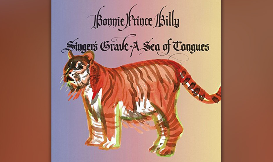 "54.Bonnie ""Prince"" Billy - Singer's Grave A Sea Of Tongues (VÖ: 19.09.2014)  Folk 'n'Country: Der Song als ständig um"