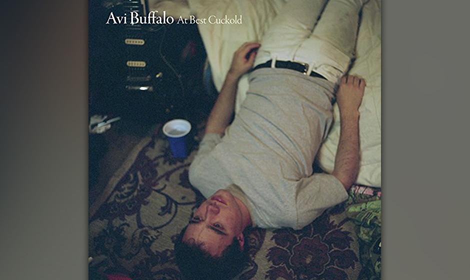 72.Avi Buffalo - At Best Cuckold (VÖ: 12.09.2014)  Mit wehmütig melancholischem Indie-Pop entschleunigt Avi Buffalo die Wel