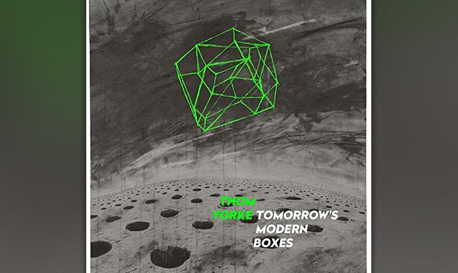 74.Thom Yorke - Tomorrow's Modern Boxes (VÖ: 26.09.2014)  Die Überraschung war die Art der Veröffentlichung des zweiten So