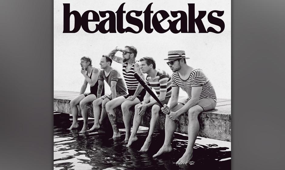 81.Beatsteaks - Beatsteaks (VÖ: 01.08.2014)  Das Quintett besinnt sich auf seine Roots: melodischer, sich fortwährend Richt