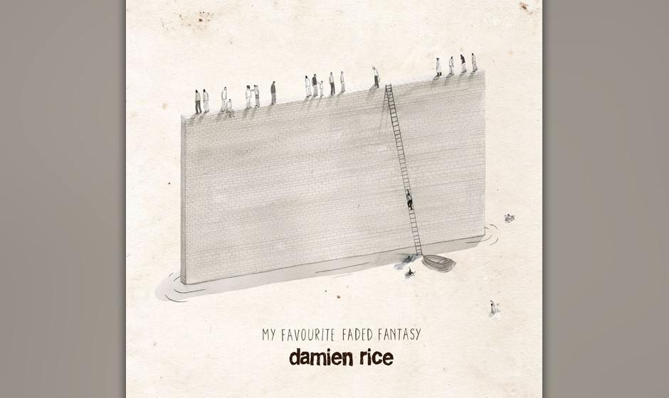 83.Damien Rice – My Favourite Faded Fantasy (VÖ: 31.10.2014)  Minimalbombast: Der irische Songwriter meldet sich nach acht