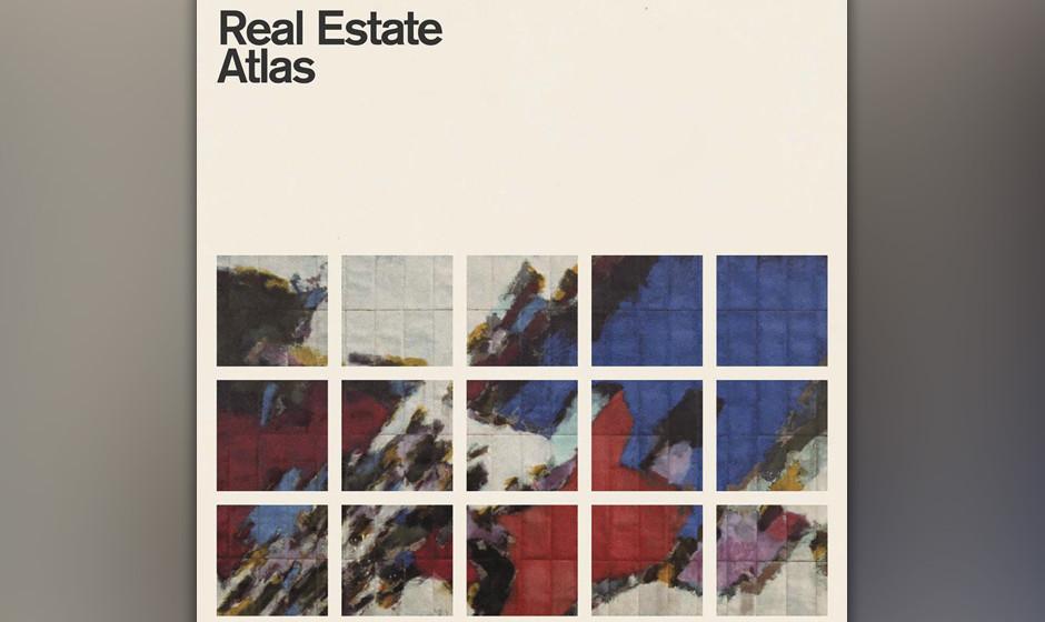 86.Real Estate - Atlas (VÖ: 28.02.2014)  Auf ihrem dritten Album geht es die im Indie-Rock der 80er-Jahre verwurzelte Band z