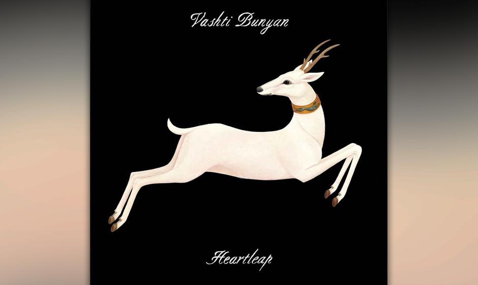 87.Vashti Bunyan - Heartleap (VÖ: 03.10.2014)  Mit ihrem voraussichtlich letzten Album setzt die Freak-Folkerin ihrer Anti-K