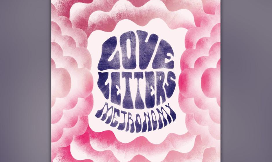 02. Metronomy - LOVE LETTERS (VÖ: 14.03.2014)  Die Songwriterqualitäten auf dem nun vierten Werk bleiben auf hohem Niveau,