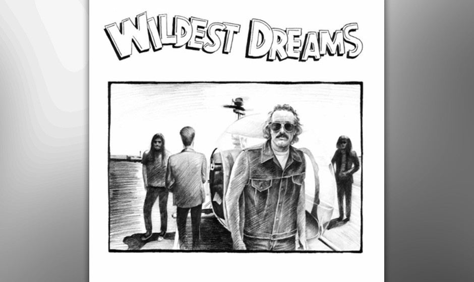 90.Wildest Dreams - Wildest Dreams (VÖ: 27.07.2014)   Westcoast-Rock, sanfte Psychedelia, Doors-Orgeln, ausgiebiges Jammen,