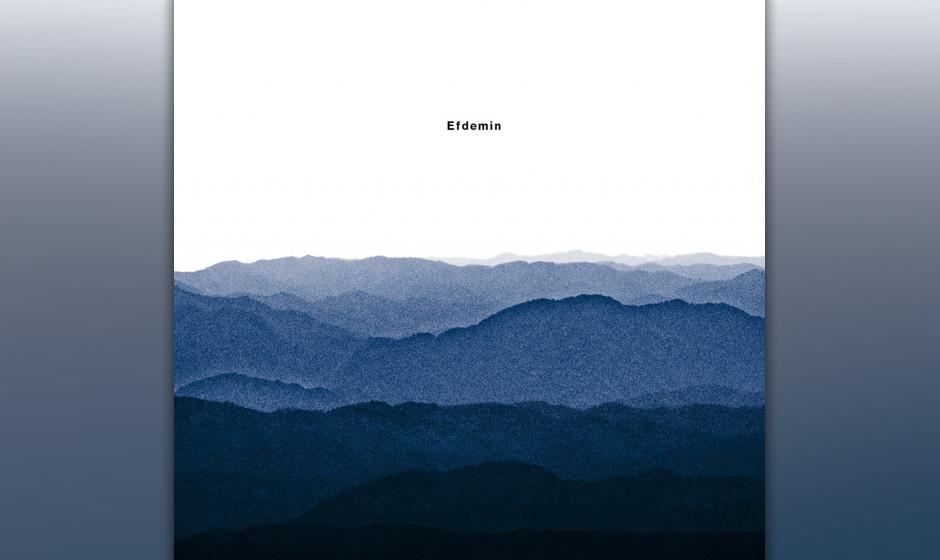 79.Efdemin - Decay (VÖ: 31.03.2014)  Ein relativ puristisches Techno-Album für den relativ unpuristischen Phillip Sollmann.