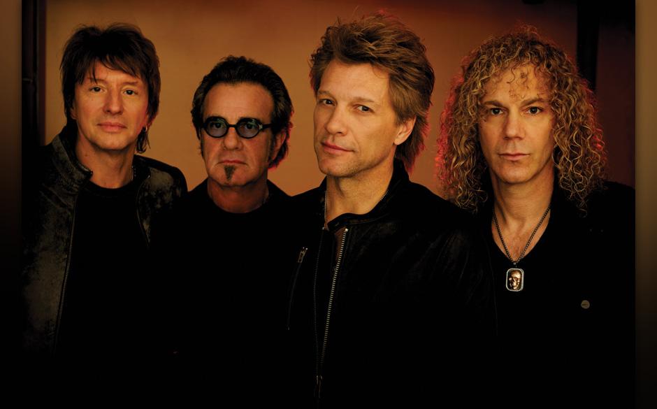 3. Bon Jovi - 79 Mio. Dollar