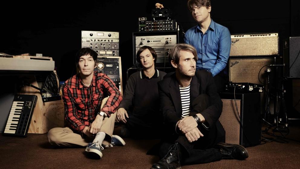 Tocotronic kündigen neues Album und Tour 2015 an