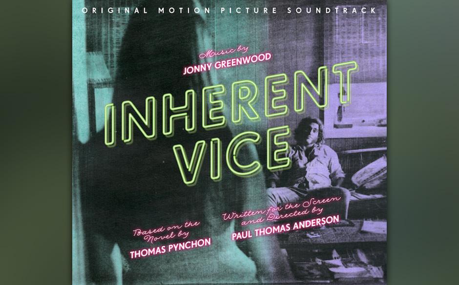 Hört hier den Soundtrack zu 'Inherent Vice'.