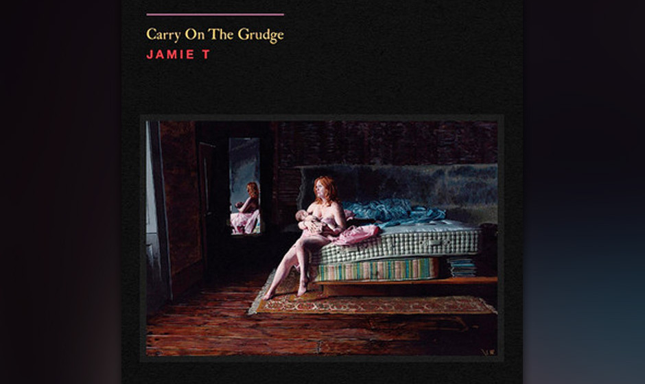 10. Jamie T - CARRY ON THE GRUDGE