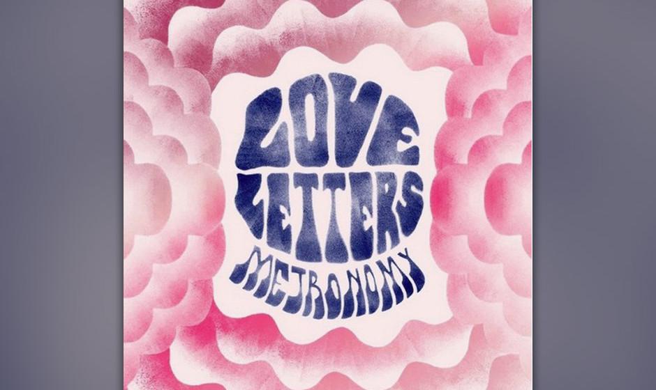 4. Metronomy - LOVE LETTERS