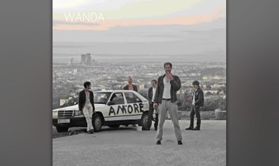 2. Wanda - AMORE