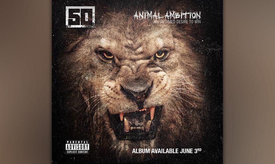 9. 50 Cent - ANIMAL AMBITION